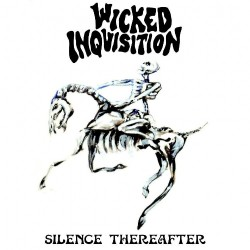 Wicked Inquisition - Silence Thereafter - CD EP DIGIPAK