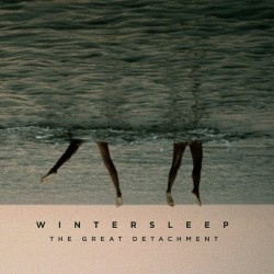 Wintersleep - The Great Detachment - CD DIGIPAK