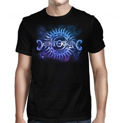 Wintersun - Astral Double Logo - T-shirt (Men)