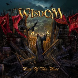 Wisdom - Rise Of The Wise - CD DIGIPAK