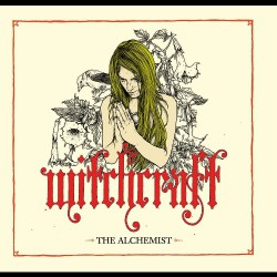 Witchcraft - The Alchemist - CD