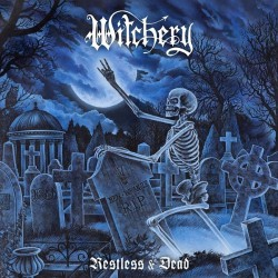 Witchery - Restless & Dead - 2CD DIGIPAK