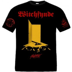 Witchfynde - Stagefright - T-shirt (Men)
