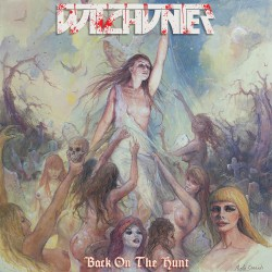 Witchunter - Back On The Hunt - LP COLOURED