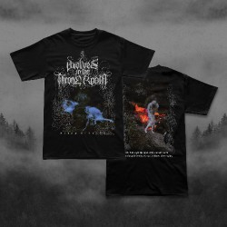 Wolves In The Throne Room - Black Cascade - T-shirt (Men)