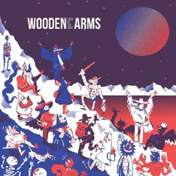 Wooden Arms - Trick Of The Light - LP Gatefold