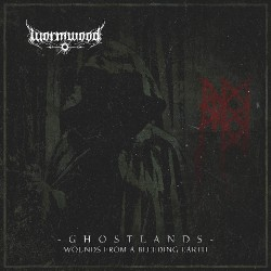 Wormwood - Ghostlands – Wounds From A Bleeding Earth - CD