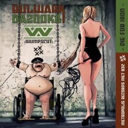 Wumpscut - DJ Dwarf XIV - Bulwark Bazooka - CD SUPER JEWEL