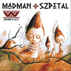 Wumpscut - Madman * Szpital - CD SUPER JEWEL