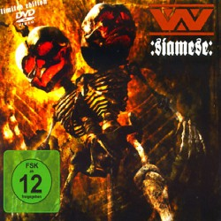Wumpscut - Siamese LTD Edition - CD + DVD Digipak