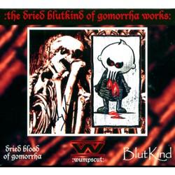Wumpscut - The Dried Blutkind of Gomorrha Works - 2CD SLIPCASE
