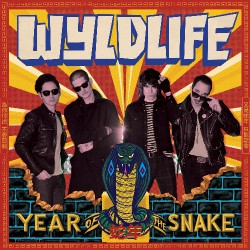 Wyldlife - Year Of The Snake - CD DIGISLEEVE