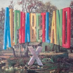 X - Alphabetland - CD DIGISLEEVE
