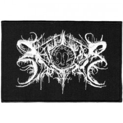 Xasthur - Logo - EMBROIDERED PATCH