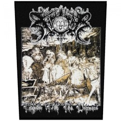Xasthur - Telepathic With The Deceased - BACKPATCH