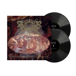 Xasthur - Telepathic With The Deceased - DOUBLE LP Gatefold