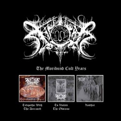 Xasthur - The Moribund Cult Years - 3CD