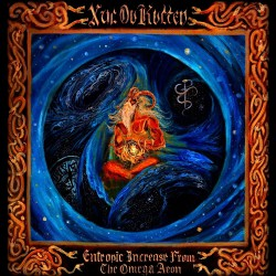 Xul Ov Kvlten - Entropic Increase From The Omega Aeon - CD DIGIPAK