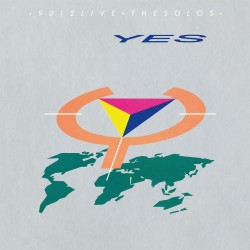 Yes - 9012Live - The Solos - LP