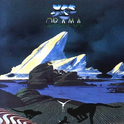 Yes - Drama - LP Gatefold
