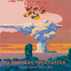 Yes - Like It Is - Yes At The Mesa Arts Center - 2CD + DVD digipak