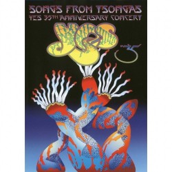 Yes - Songs From Tsongas - The 35th Anniversary Concert - BLU-RAY