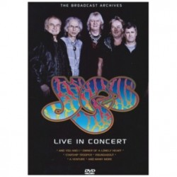 Yes - The Broadcast Archives - Live In Concert - DVD