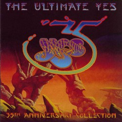 Yes - The Ultimate Yes 35th Anniversary Collection - DOUBLE CD