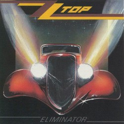 ZZ Top - Eliminator - CD