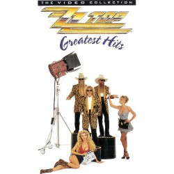 ZZ Top - Greatest Hits - The Video Collection - DVD