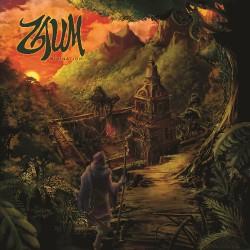 Zaum - Divination - CD DIGIPAK