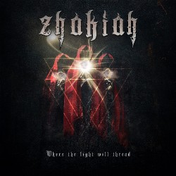 Zhakiah - Where The Light Will Thread - CD