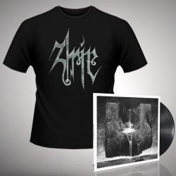 Zhrine - Bundle 7 - LP gatefold + T-shirt bundle