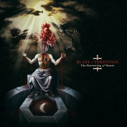 Blaze Of Perdition - The Harrowing Of Hearts - CD DIGIPAK