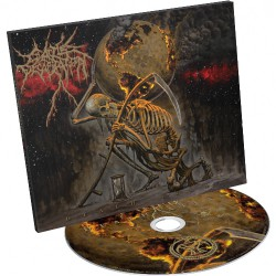 Cattle Decapitation - Death Atlas - CD DIGIPAK