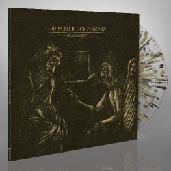 Crippled Black Phoenix - Ellengæst - DOUBLE LP GATEFOLD COLOURED + Digital