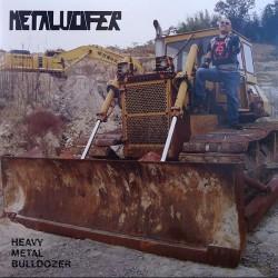 Metalucifer - Heavy Metal Bulldozer - 2 x 2LP Gatefold Coloured + DVD