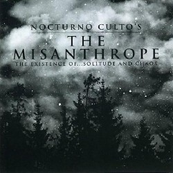 Nocturno Culto - The Misanthrope - CD + DVD SUPER JEWEL