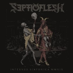 Septicflesh - Infernus Sinfonica MMXIX - 2CD + BLU-RAY + Digital