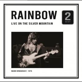 RAINBOW RISING Rainbow-Live-On-The-Silver-Mountain-DOUBLE-CD-89682-1