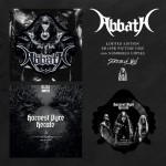 Abbath - Harvest Pyre - SHAPED VINYL