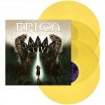 Epica - Omega Alive - TRIPLE LP COLOURED