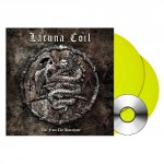 Lacuna Coil - Live From The Apocalypse - DOUBLE LP GATEFOLD COLOURED + DVD