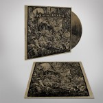 Nocturnal Graves - Titan - LP gatefold coloured + silk screen + Digital