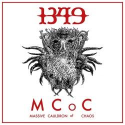 1349 - Massive Cauldron of Chaos - LP COLOURED