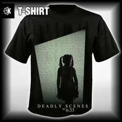 6:33 - Deadly Scenes - T-shirt (Homme)