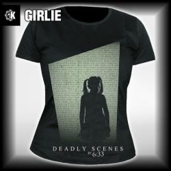 6:33 - Deadly Scenes - T-shirt (Femme)