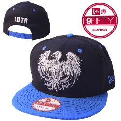 A Day To Remember - Black And Blue - New Era Cap