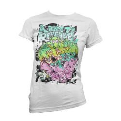 A Day To Remember - Dragon Vs Elephant - T-shirt (Women)