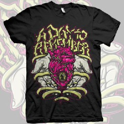 A Day To Remember - Heart Hands - T-shirt (Men)